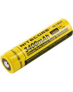 Nitecore NL1834 18650 Battery - 3400mAh