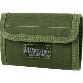 Maxpedition Spartan Wallet - 0229G - Od Green