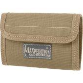 Maxpedition Spartan Wallet - 0229K - Khaki