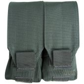 Maxpedition Double Stacked M4/M16 30Rnd (4) Pouch - 1438F - Foliage Green