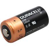 Duracell Duralock 2/3 A Lithium Battery - 1550mAh  - 1 Piece Bulk