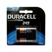 Duracell Ultra 2CR5 Lithium Battery - 1400mAh  - 1 Piece Retail Packaging