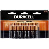Duracell Coppertop AA Alkaline Batteries - 16 Piece Retail Packaging