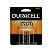Duracell Coppertop AAA Alkaline Batteries - 2 Piece Retail Packaging