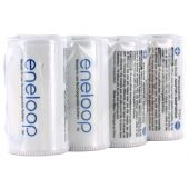 Eneloop C Cell Spacer AA Battery Converters