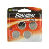 Energizer CR2032 Lithium Coin Cell Batteries - 240mAh  - 4 Piece Blister Pack