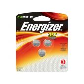 Energizer 303 / 357 Silver Oxide Coin Cell Batteries - 148mAh  - 3 Piece Blister Pack