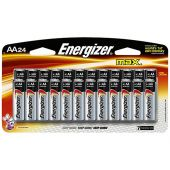 Energizer Max AA Alkaline Batteries - 24 Piece Retail Packaging
