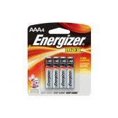 Energizer Max AAA Alkaline Batteries - 4 Piece Retail Packaging
