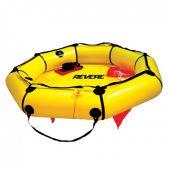Revere Coastal Compact 4 Person Liferaft - Valise Pack