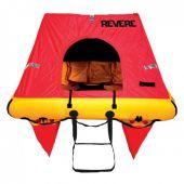 Revere Coastal Elite 4 Person Liferaft - Container Pack - No Cradle Included