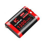 Klarus LB12 1200mAh Replacement Battery Pack for the HR1 Pro