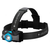 Ledlenser 880542 MH7 Headlamp - Blue