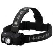 Ledlenser 880556 MH8 Rechargeable LED Headlamp - Black