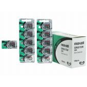 Maxell 364 Silver Oxide Coin Cell Battery - 23mAh  - 1 Piece Tear Strip