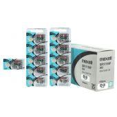 Maxell 365 Silver Oxide Coin Cell Battery - 25mAh  - 1 Piece Tear Strip