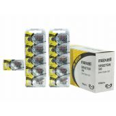 Maxell 395 / 399 Silver Oxide Coin Cell Battery - 57mAh  - 1 Piece Tear Strip