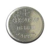 Maxell 370 / 371 Silver Oxide Coin Cell Battery - 45mAh  - 1 Piece Bulk