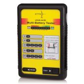 ZTS Lead-Acid Multi-Battery Tester W/Clip-Type Lead Set