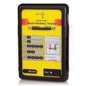 ZTS Lead-Acid Multi-Battery Tester W/Plier-Type Lead Set