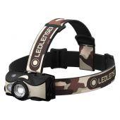 Ledlenser 880557 MH8 Headlamp - Camo