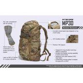 Nitecore MP30 Modular Backpack - Black