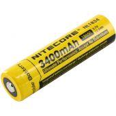Nitecore NL1834 18650 Battery - 3400mAh