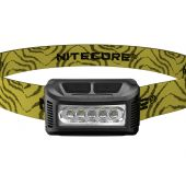 Nitecore NU10 LED Headlamp - 160 Lumens - USB Rechargeable - Black