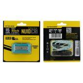 Nitecore NU10 CRI USB Rechargeable Headlamp - Green