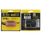 Nitecore NU10 CRI USB Rechargeable Headlamp - Red