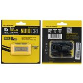 Nitecore NU10 CRI USB Rechargeable Headlamp - Yellow