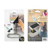Nite Ize Hitch Phone Anchor and Stretch Strap - Charcoal