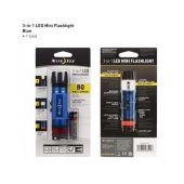 Nite Ize Radiant 3-in-1 Mini Flashlight - Blue