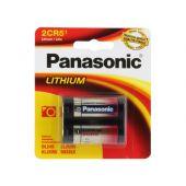Panasonic 1PK 2CR5 Lithium Battery (Retail Card)