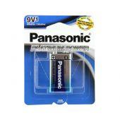 Panasonic Platinum Power 9V Alkaline Battery - Package Shot