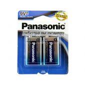 Panasonic Platinum Power 9V Alkaline Batteries - Package Shot