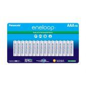 Panasonic Eneloop BK-4MCCA16FA AAA - 16 Pack Retail Card