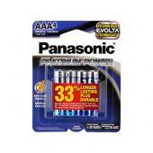 Panasonic Platinum Power AAA Alkaline Batteries - Package Shot