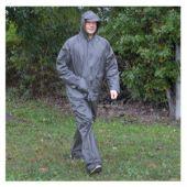 UST All-Weather Rain Suit Adult Medium, Gray
