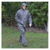 UST All-Weather Rain Suit Adult Small, Gray