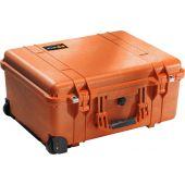 Pelican 1560 Case - With Foam Insert - Orange