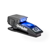 QuiqLite Pro White/Blue LED Light
