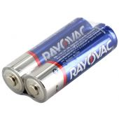 Rayovac 815 AA 1.5V Alkaline Button Top Batteries - 2 Pack