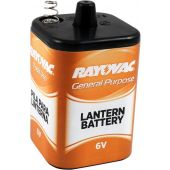 Rayovac 941 6 Volt General Purpose Lantern Battery