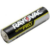 Rayovac Ultra Pro AA Alkaline Battery - 1 Piece Bulk