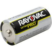 Rayovac Ultra Pro C Alkaline Battery - 1 Piece Bulk