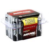 Rayovac Ultra Pro AAA Alkaline Batteries - 24 Piece Box