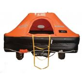 Revere Offshore Commander 8 Person Liferaft - Container Pack - No Cradle Included