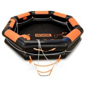 Revere IBA Liferaft - 10 Person - Water Resistant Valise