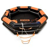 Revere IBA Reversible Liferaft - 25 Person - Container with Cradle